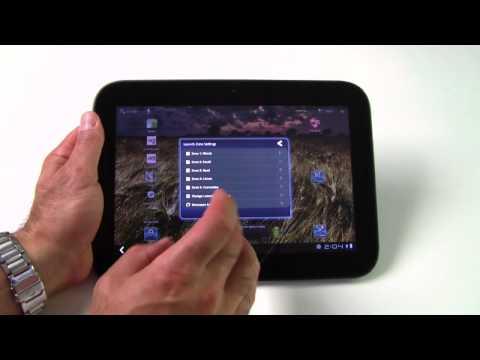Lenovo IdeaPad Tablet K1 Review - HotHardware