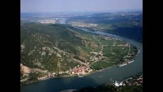 Flug durch die Wachau mit dem Gyrocopter