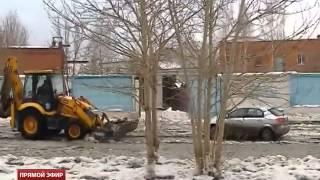 Итоги недели: большой рядовой Ботанический потоп(Эта неделя началась с большого потопа. Микрорайон Ботанический в Екатеринбурге ушел под воду. Коммунальное..., 2014-12-14T12:28:46.000Z)