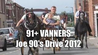 91+ Vanner Horse Drive - Joe 90