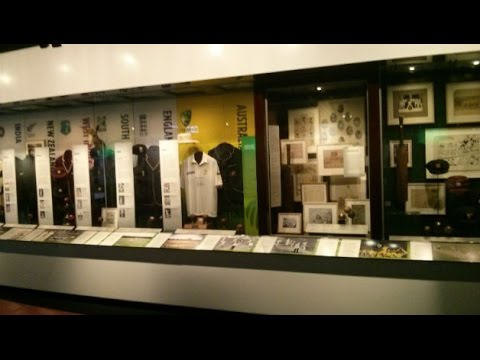 MCG Museum: A tour of Australia's greatest cricketing memory hub