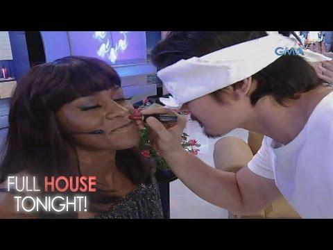 Full House Tonight: Dingdong Dantes, magaling na makeup artist? - 동영상