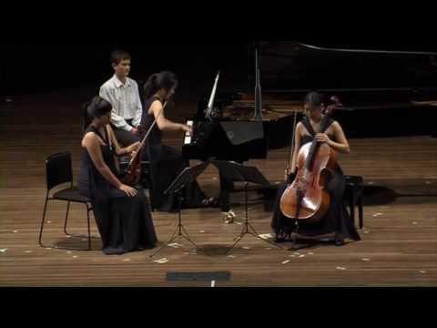 Mentalstorm - 2013 National Finalists NZCT Chamber Music Contest