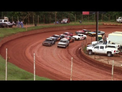 Winder Barrow Speedway Street Stock Feature Race 10/11/15
