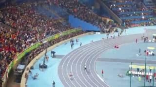 Final dos 100m rasos masculino (men's 100m final) #Rio2016