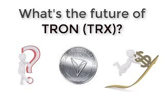 TRON Future price prediction || Should you hold or sell? || Bittrex || by Crypto Phoenix
