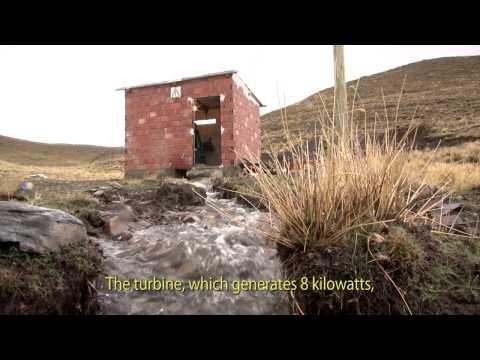 Soluciones energéticas para mejorar la producción / Energy solutions to improve production