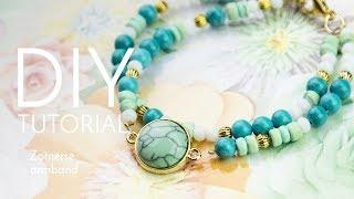 Sieraden maken met Kralenwinkel Online - Zomerse armband