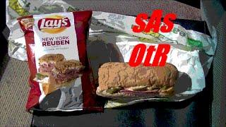 Sas Otr: Subway Classic Reuben Vs. Lay's New York Reuben Chips