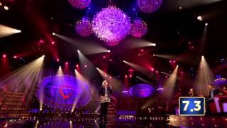 Daantje | Diep in mijn hart | Show 9 | Bloed, zweet & Tranen