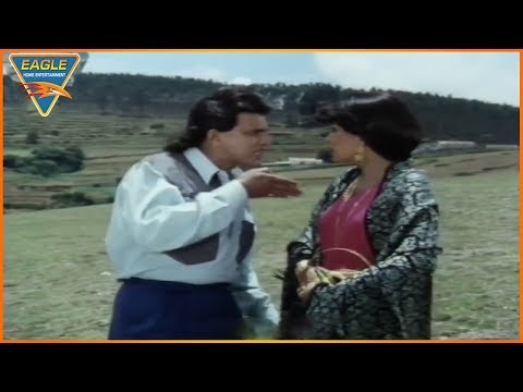 Pyar Hua Chori Chori Hindi Movie || Mithun Chakraborty Best Comedy Scene || Eagle Entertainment Offi