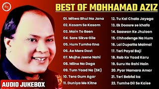 OLD IS GOLD    Best Of Md Aziz    Hindi Jukebox    Bollywood Romantic Songs