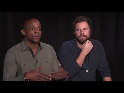 Psych: The Movie  How James Roday and Dulé Hill Met Each Other