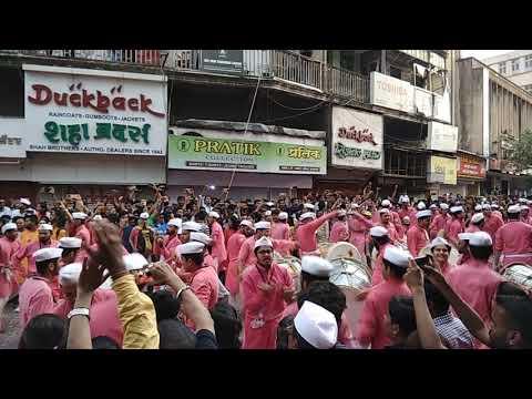 ganpati visarjan 2018 special - bambaya style part 1 - dj saurabh from mumbai(remixmarathi