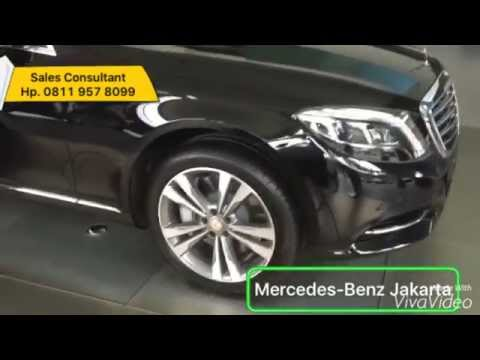 NEW MERCEDES BENZ S400 L EXCLUSIVE 2015 JAKARTA,INDONESIA [INFO SALES & PRODUCT]