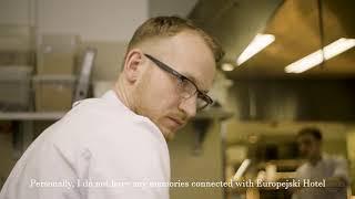 Meet Krzysztof, Europejski Grill, Raffles Europejs...