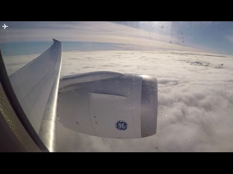 Thomson Airways- B787-8 Dreamliner Onboard Takeoff from Manchester