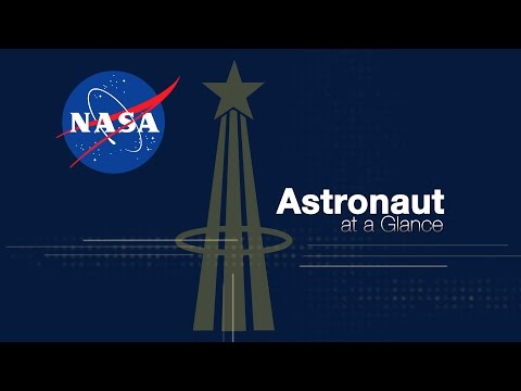 Astronaut at a Glance: Drew Morgan