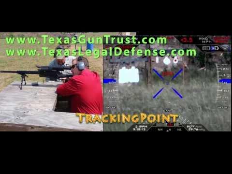 Texas Gun Trust: TrackingPoint XS1 .338 Lapua Magnum