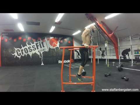 Vlog - CrossFit pass (Snabbt & effektivt)