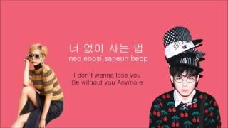 Mad Clown & Kim Na Young – Once Again Lyrics [Hangul + Romanization]   Descendants of the sun OST