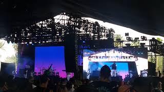 Aminé @ Coachella festival 2018