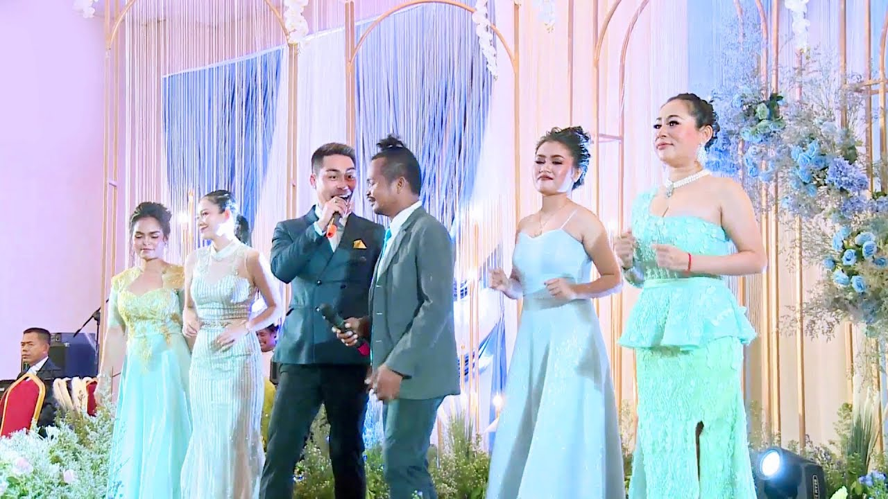 VJ Dada Entertainment, Khmer song, orkes new, cambodia wedding Dance, Moryoura official-1