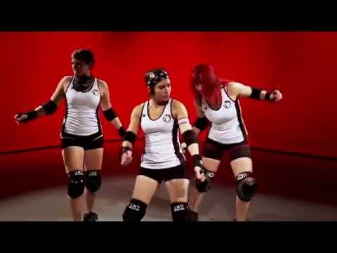 Play Derby With Me  Featuring the DC Rollergirls