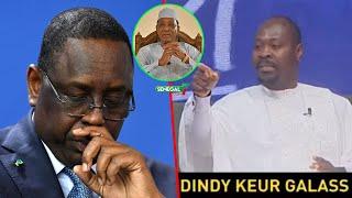 Décès d'Idris Déby : Guy Marius Sagna lance des piques à Macky Sall