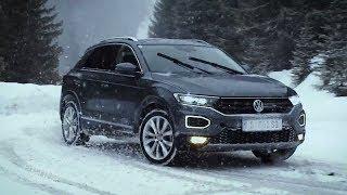 Eine kleine Sensation!   Volkswagen T-Roc 2018   der Test Video