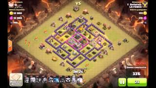 Clash of Clans [LA FENICE]: attacchi di guerra 321