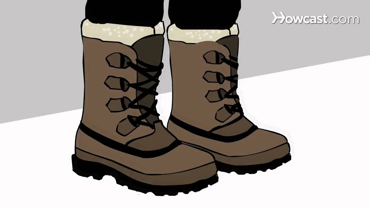 c259583b745 How to Buy Winter Boots - YouTube