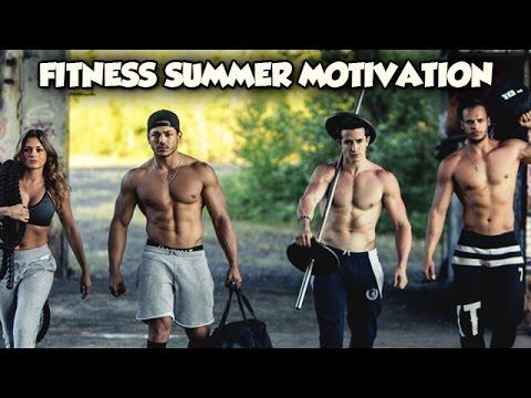 FITNESS SUMMER MOTIVATION