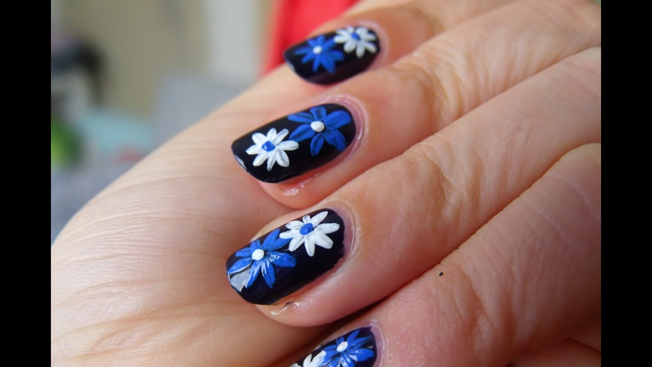 Simple Nail Art Designs Lazy Girl Nail Art Ideas That Are Actually