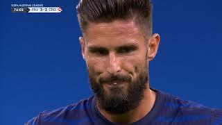 Francuska - Hrvatska 4:2   Pregled Utakmice   Liga Nacija   SPORT KLUB