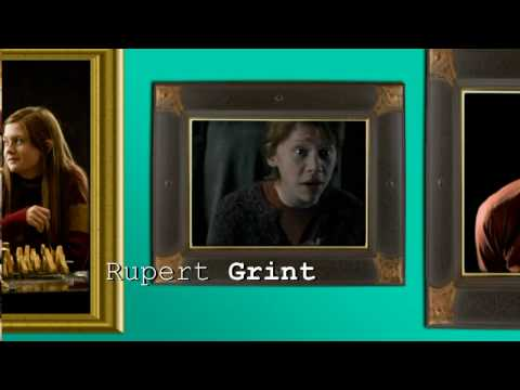 Good Luck Ginny Opening Theme (Good Luck Charlie intro meets Harry Potter style)