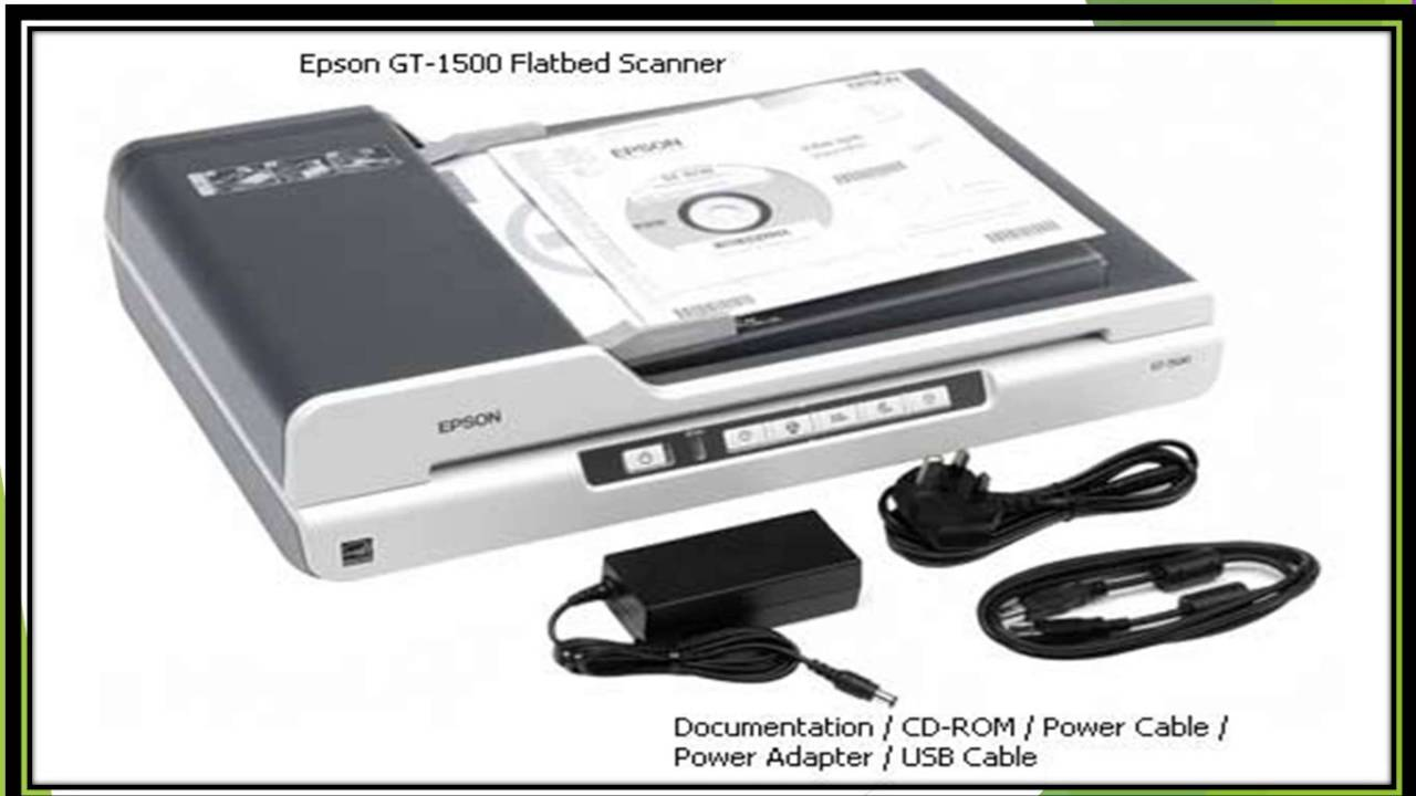 GT 1500 EPSON SCANNER DRIVERS