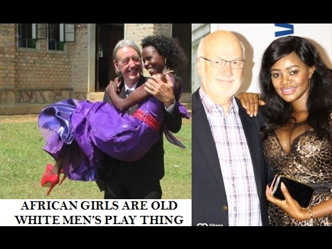 Why Are Young African Girls Marrying Old White Men : Part 1 Kafui Danku Case Study