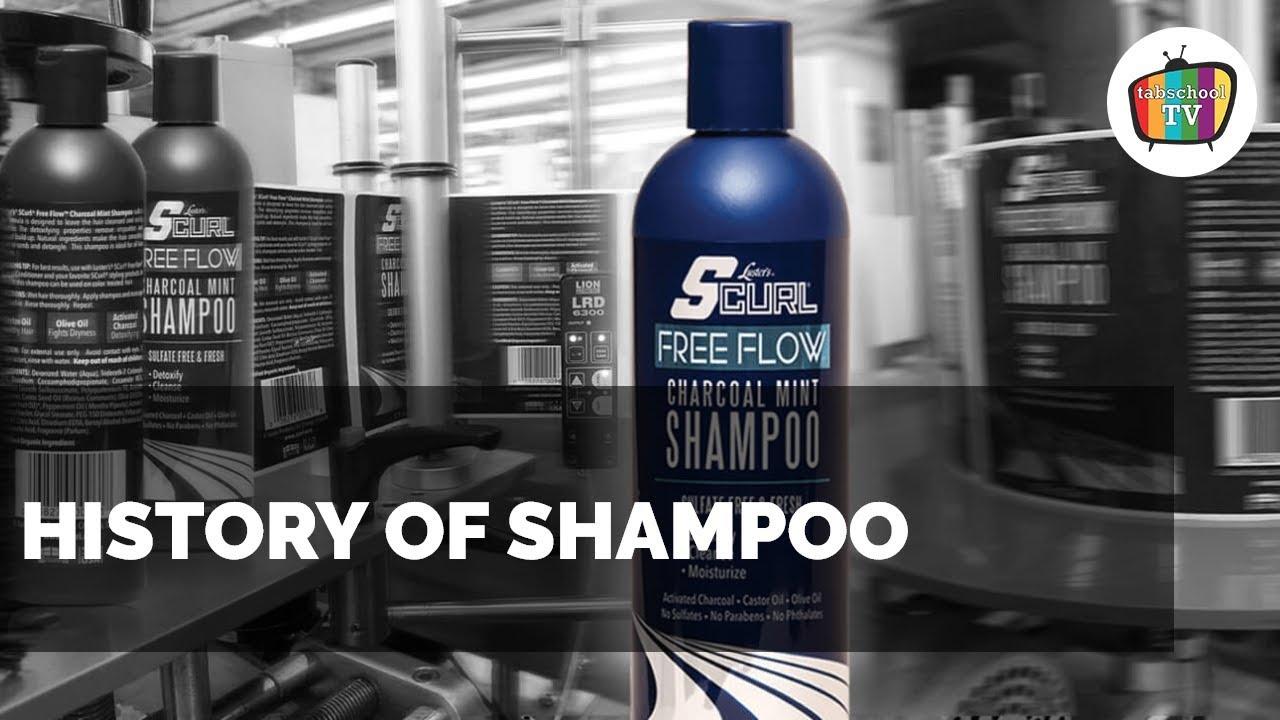 History of Shampoo - YouTube