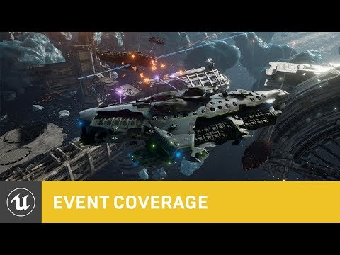 Unreal Engine Tutorial: 'Optimising Gems from YAGER' by Joakim Ohlande