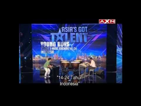 Young Boys - Indonesia || Asia's Got Talent Judges Audition Eps. 5