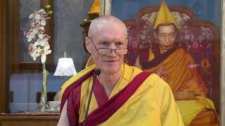 What we need to Purify - Gen-la Khyenrab