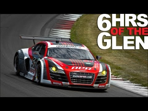 APR Motorsport R8 Grand-AM Development
