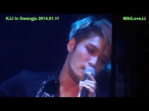 [Fancam] 20140111 KJJ in Gwangju - Now Is Good