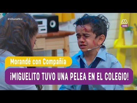 ¡Miguelito tuvo una pelea en el colegio! - Morandé con Compañía 2017