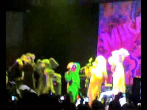 Pu-PAZZI al concerto di Mika