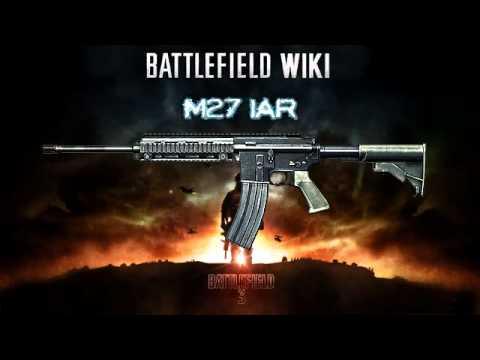 Battlefield 3 - M27 IAR Sound