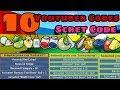 10 New Youtuber & Secret Codes! Made 2 Billion Honey From Codes! - Bee Swarm Simulator