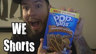 WE Shorts - Pop-Tarts Chocolatey Caramel