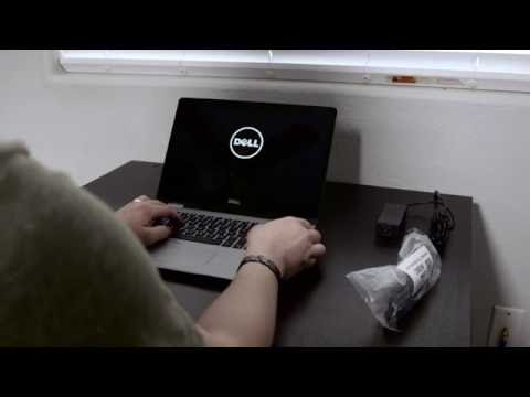 Dell Inspiron 13 7368 Unboxing
